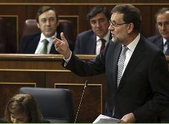Rajoy, a Sánchez: «El PSOE estaba mucho mejor con Rubalcaba que con usted»