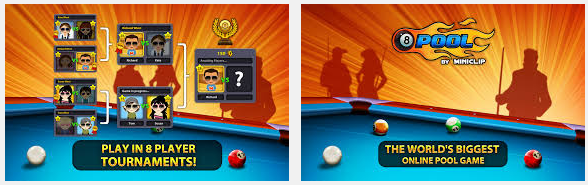 Play free 8 ball pool multiplayer game online apps directories