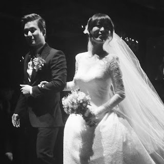 wonder girls sunye wedding ceremony pictures 14