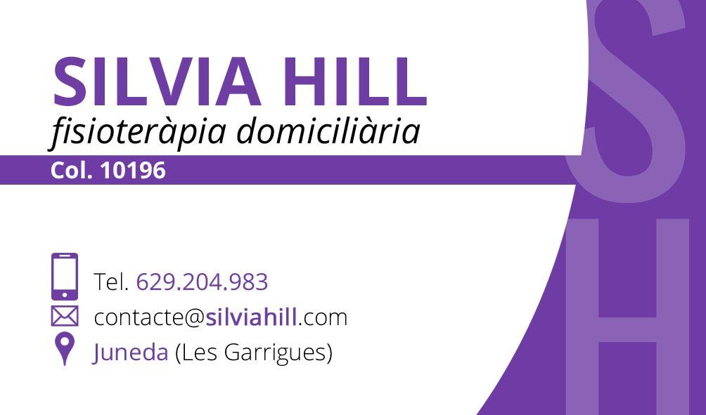 Sílvia Hill