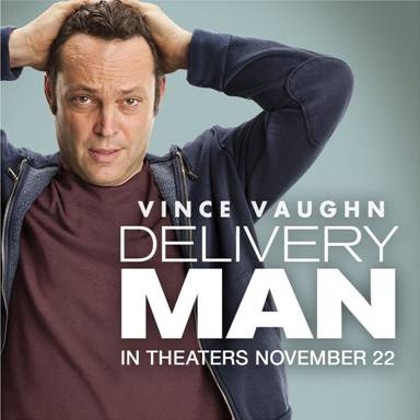Delivery Man Movie, Dreamworks
