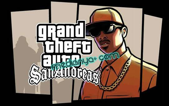 Cheat GTA 2013