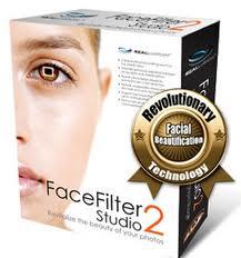 برنامج تحسين وتجميل الصور FaceFilter