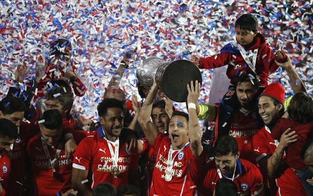 O Chile estava entre os países cotados para substituir os EUA como sede do torneio (Foto: Divulgação)