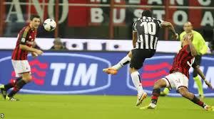 Milan 0-2 Juventus # Tous les Buts