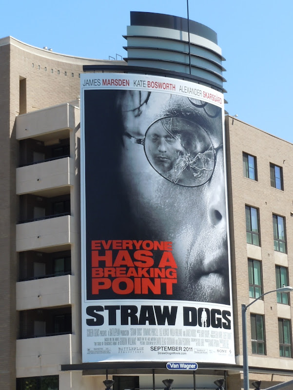 Straw Dogs billboard