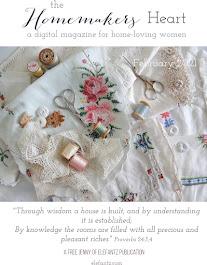 The Homemakers Heart free magazine