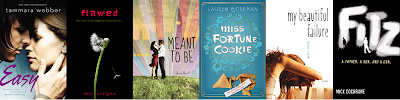 Novemer 2012 Contemporary Book Releases
