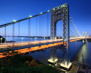 New york and New jersey Bridge