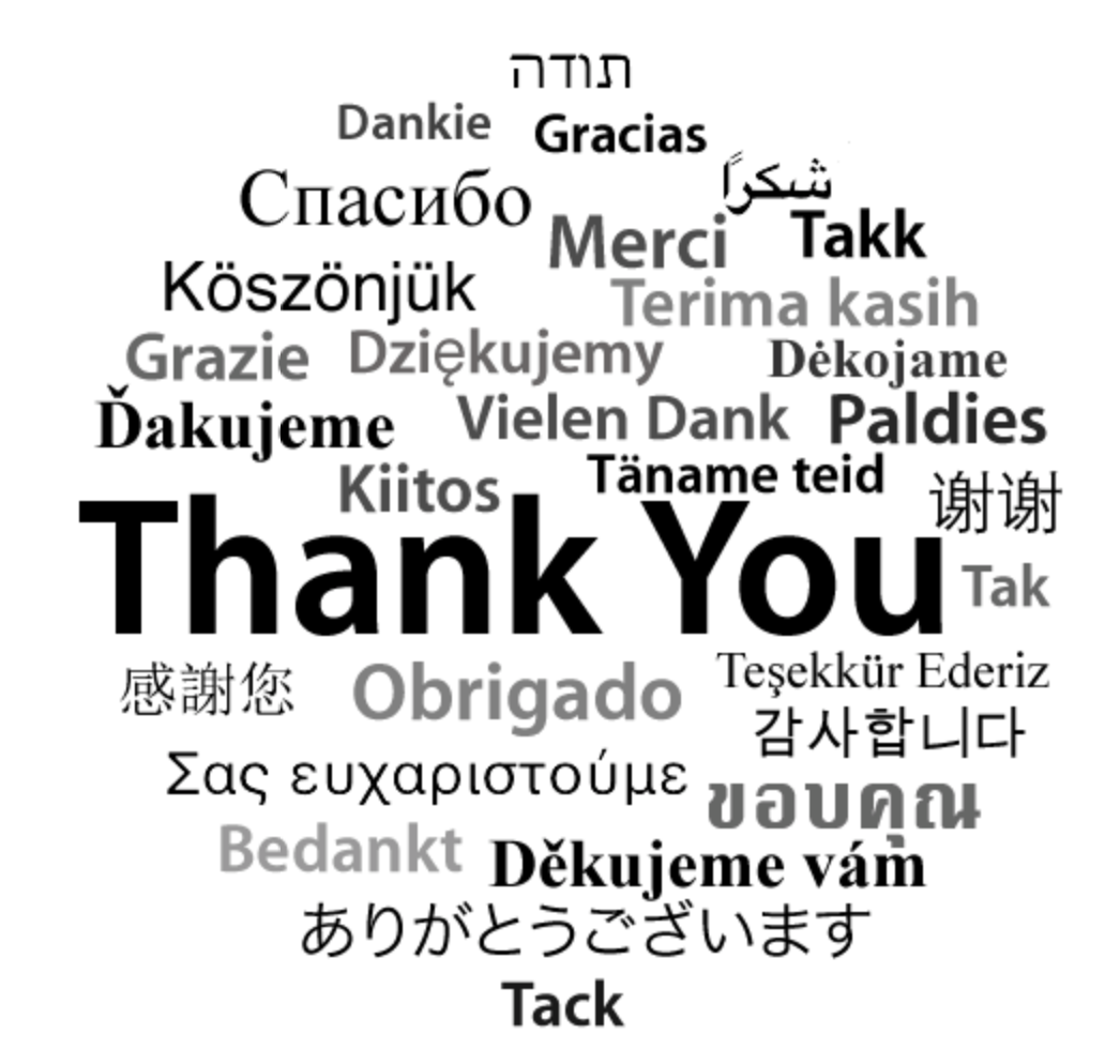 obrigado, thanks, agradecimento, o poder da gratidão, lorenzo busato, facebook, grupo supera, consultoria
