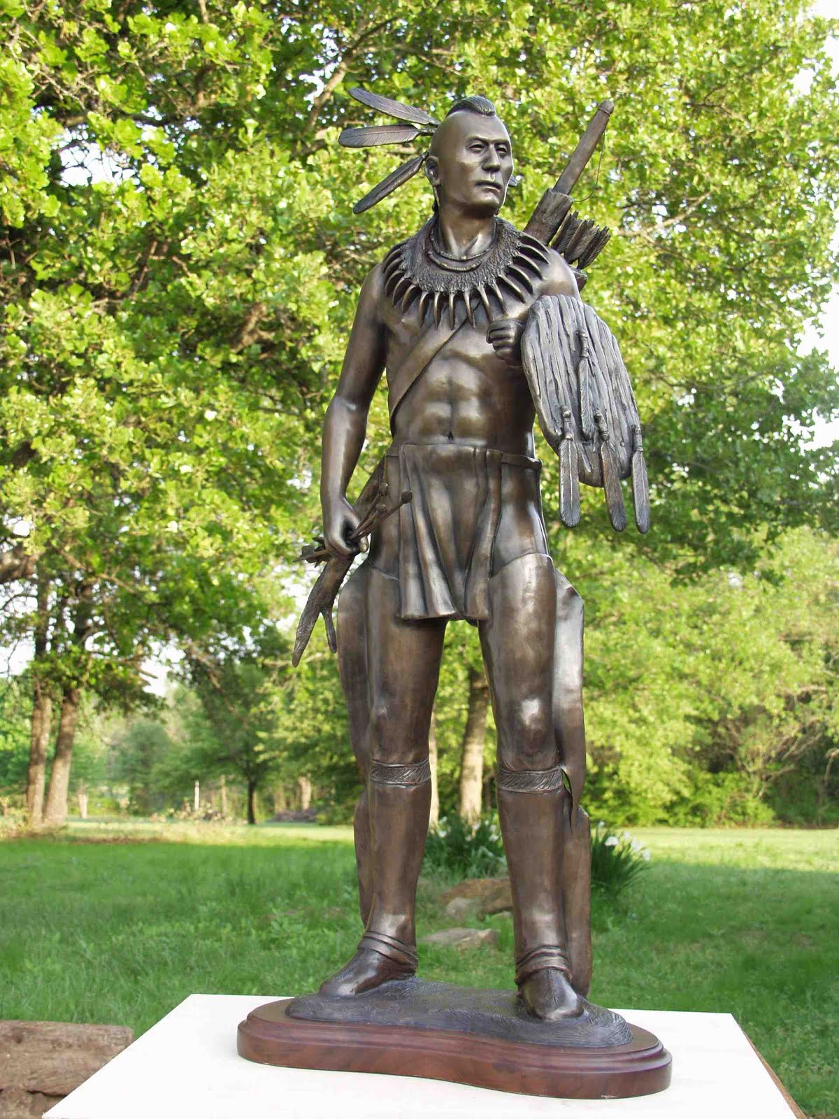 Chickasaw Warrior