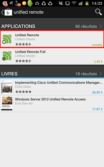 unified Remote