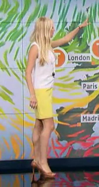 Anneke duerkopp weather girl