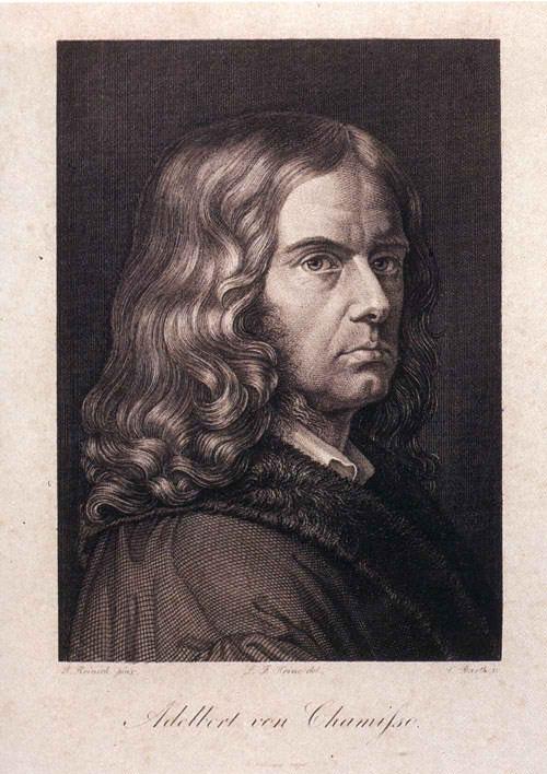 Adelbert Von Chamisso Poet Adelbert Von Chamisso 19th