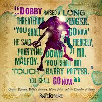 La citazione di Dobby preferita dallo staff di Pottermore