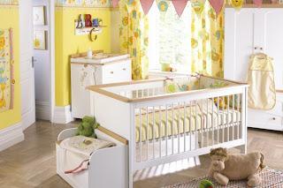 cortinas para quartos infantis