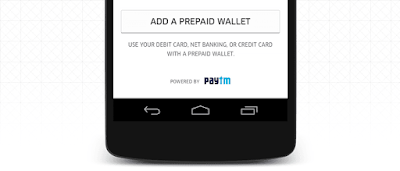 How to SignUp and get first FREE RIDE with PayTM wallet in UBER