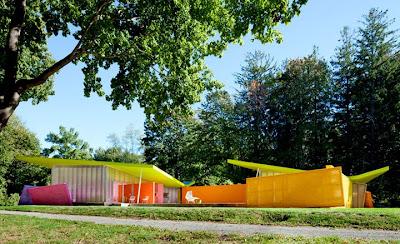 diseño casa colores