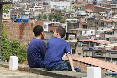 """""""Só o policiamento ostensivo não irá resolver os nossos problemas"""" (Pr. Henrique Coutinho)."""