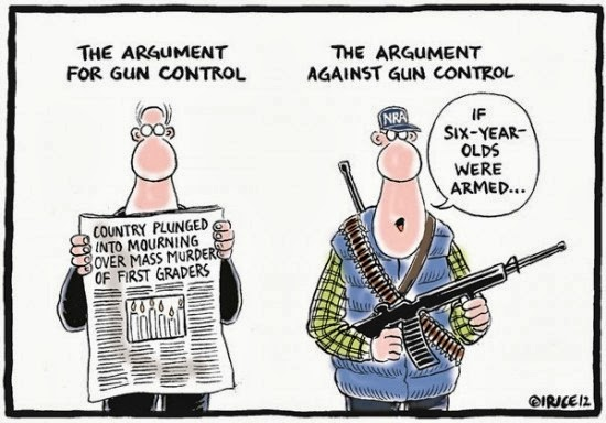 gun control debate thesis We've found 12 worthwhile gun control articles from online 2 resources about the gun control debate check out these sample essays on gun control for some.