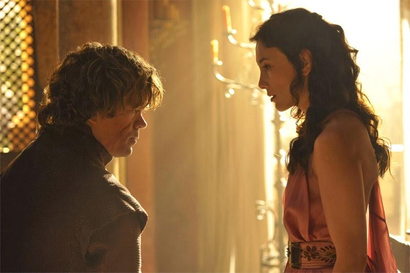 Shae y Tyrion - Juego de Tronos cuarta temporada
