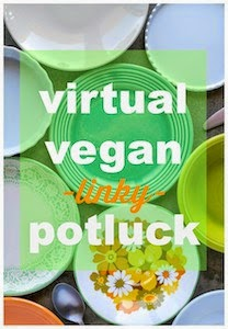 Featured on Virtual Vegan Potluck