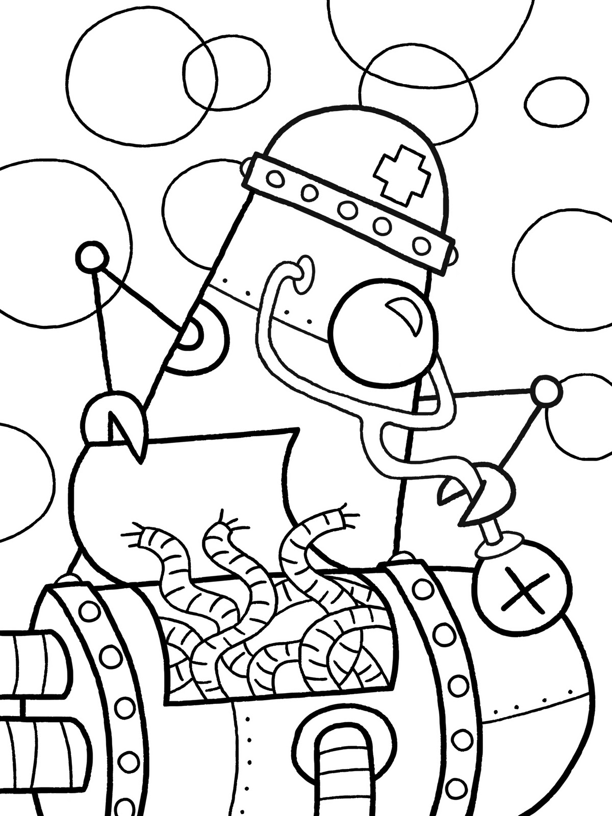 coloring pages 28 october attack - photo#5