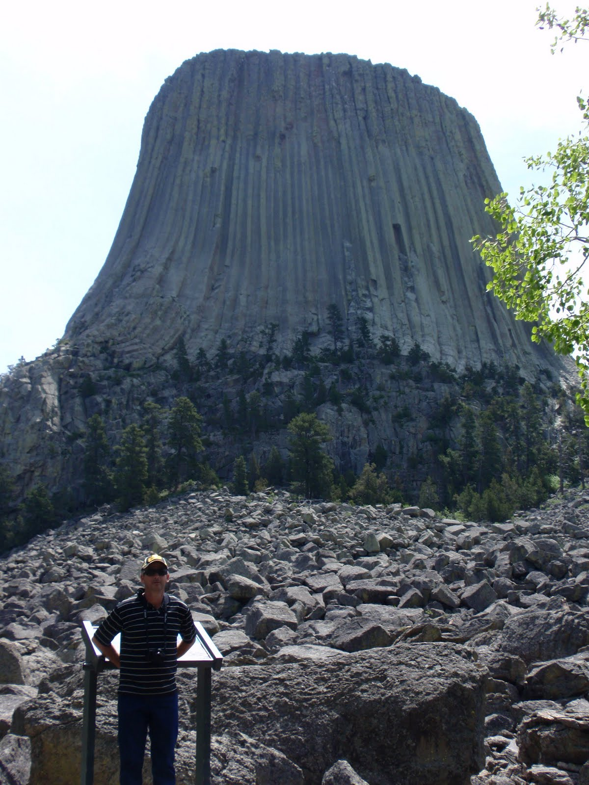 Dave Amp Shell S Travels Devils Tower Wyoming Amp Deadwood
