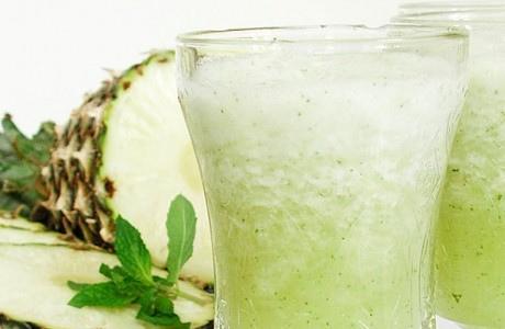 Limonada com leite condensado