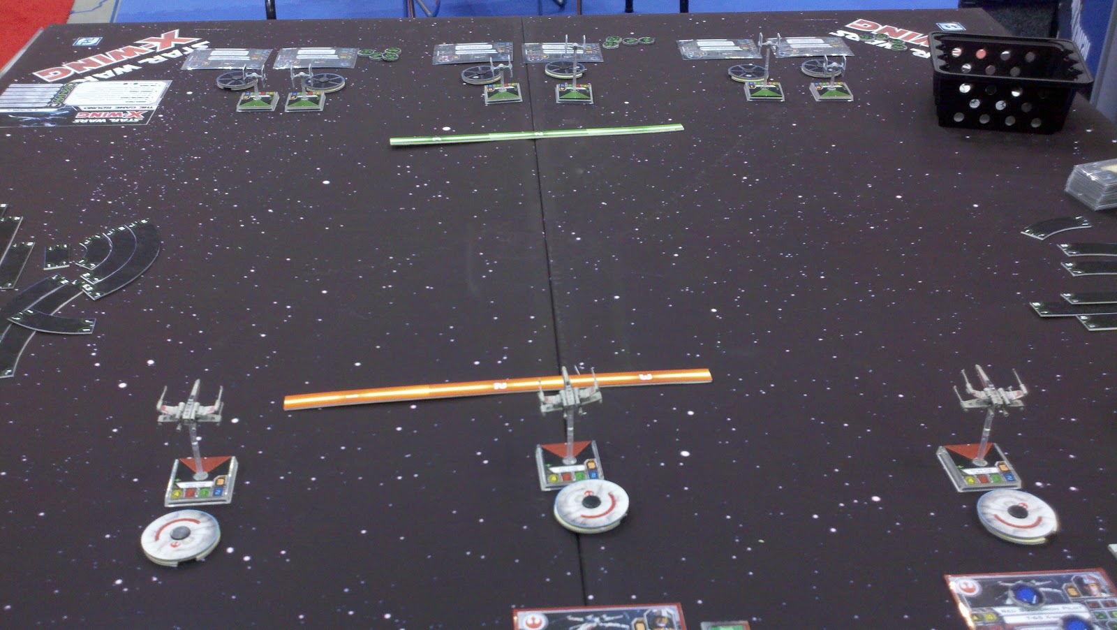X Wing Game The Hopeless Gamer: Ju...