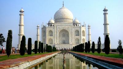 Destinasi Pernikahan Dubai, Replika Taj Mahal