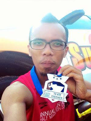 half marathon kuantan 2015