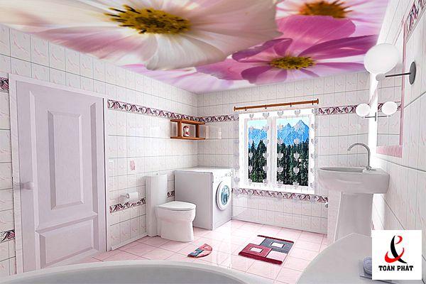 Có nên sử dụng trần xuyên sáng trong thiết kế trần nhà 4