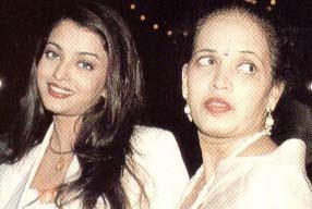 Aishwarya Rai Mother