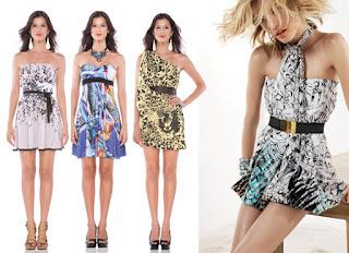 modelos de vestidos florais para reveillon - dicas e fotos
