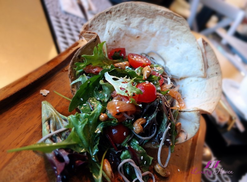 Hot Smoked Salmon, Soba And Asian Greens Salad Recipe ...