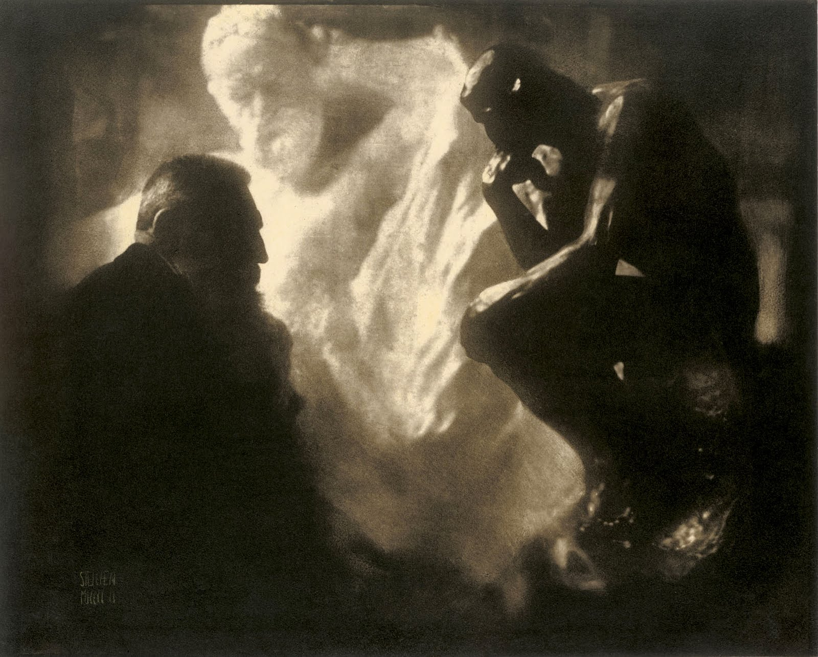 edward steichen 1879-1973 inductee sponsor: professional photographers of america about eduard jean steichen who later changed his name to edward, was born in 1879 in luxembourg to jean-pierre and marie kemp steichen.