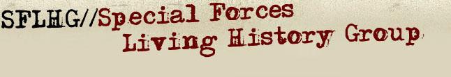 SFLHG - WW2 Special Forces Reenactors