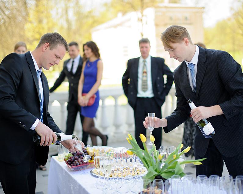 vestuvių valgiai