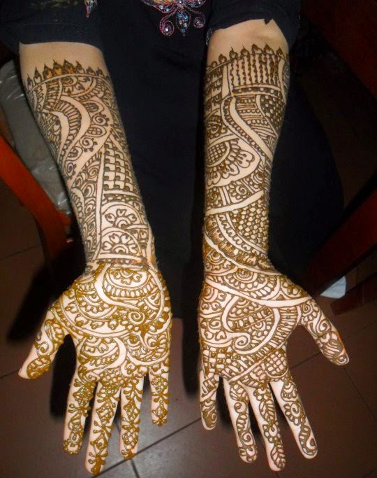 Mehndi Henna On Hair : Henna designs tattoo hair dye for
