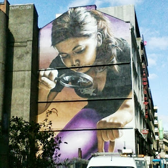 Glasgow - Street Art