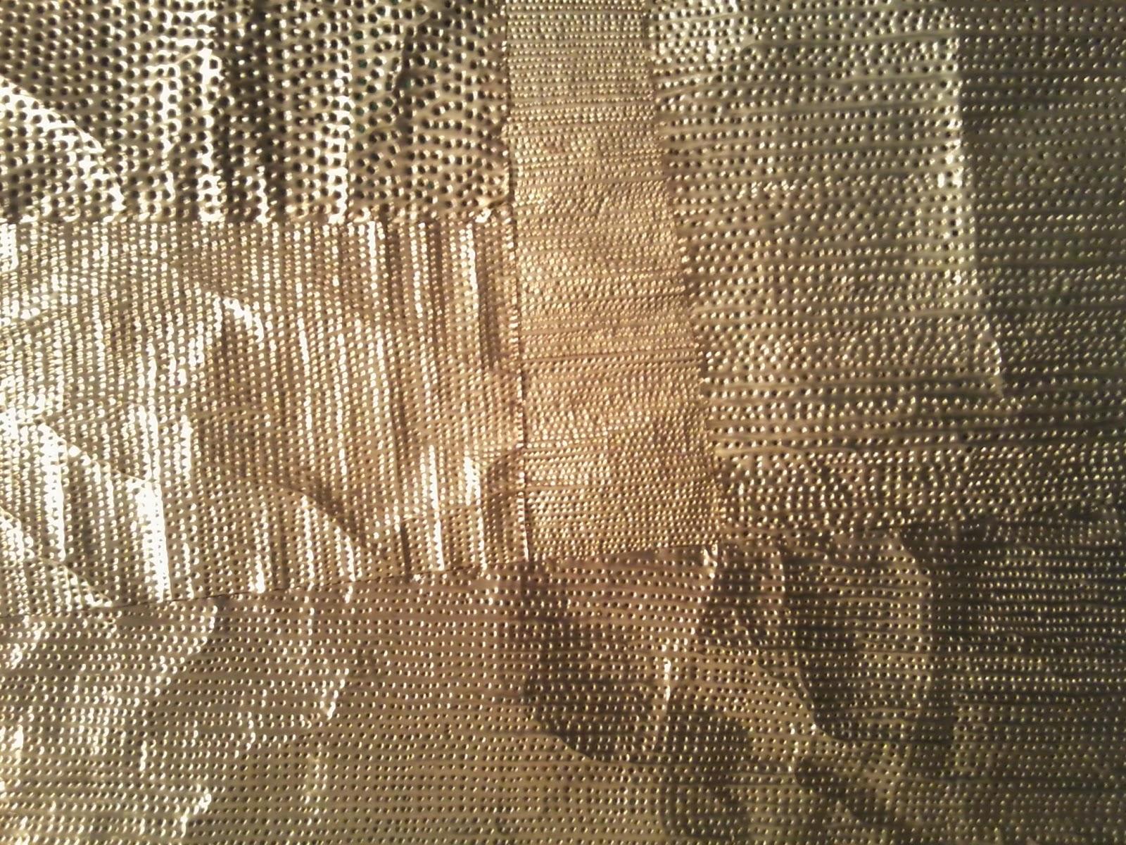 Mathias Goeritz, El retorno de la serpiente, Museo Reina Sofía, Exposición temporal, Blog de arte, Voa-Gallery, Yvonne Brochard, Arte mejicano, Escultura, Arte monumental, Serpiente, Arquitectura emocional, Oro, Pan de oro,