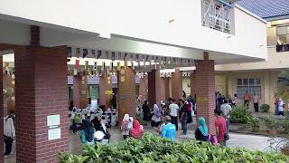 Hari Pertama Persekolahan 2013 2 Balqis