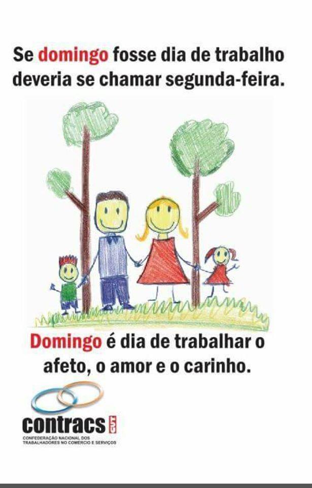 Campanha Sindicato dos Comerciários de Camaquã e CONTRACS/CUT