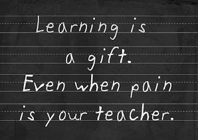 Learning is gift