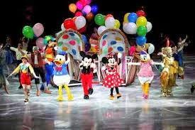 Boletos Disney on Ice Mexico DF Jueves 17 de Julio 2014: