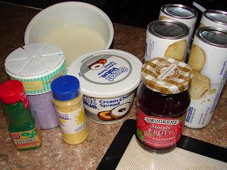 Easy King Cake Ingredients