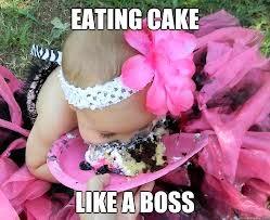 Eat Cake Meme