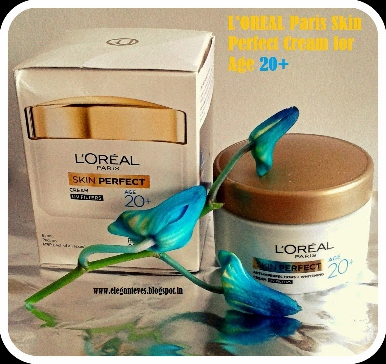 L'Oreal Paris Skin Perfect cream Age 20+