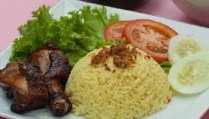 sedapnya nasi ayam